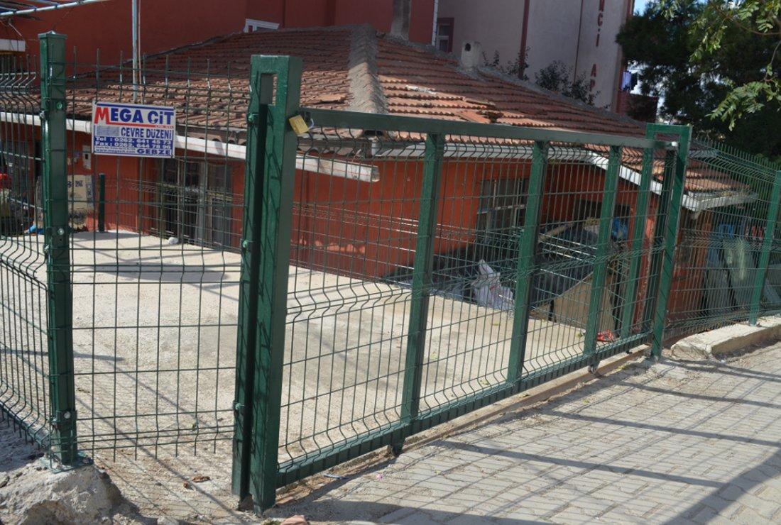 panel çitler